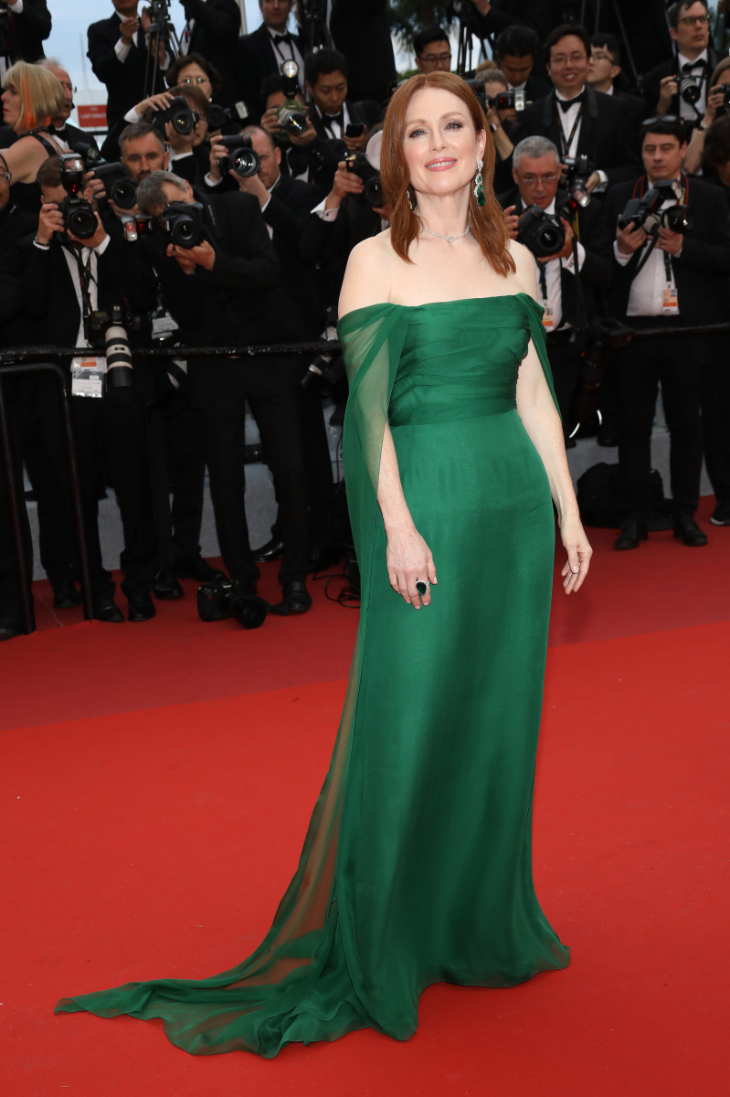 Julianne Moore Cannes May 14