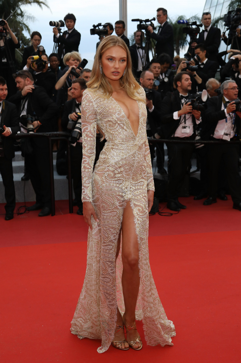 Romee Strijd Cannes May 14