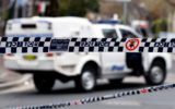 police shooting campbelltown