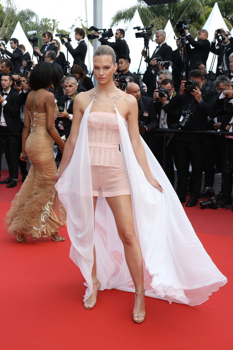 Nadine Leopold May 15 Cannes
