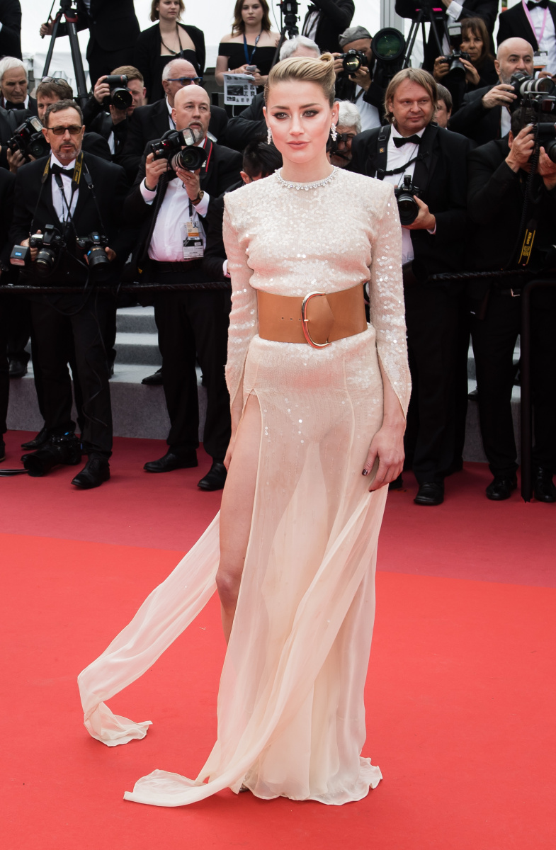 Amber Heard Cannes May 15