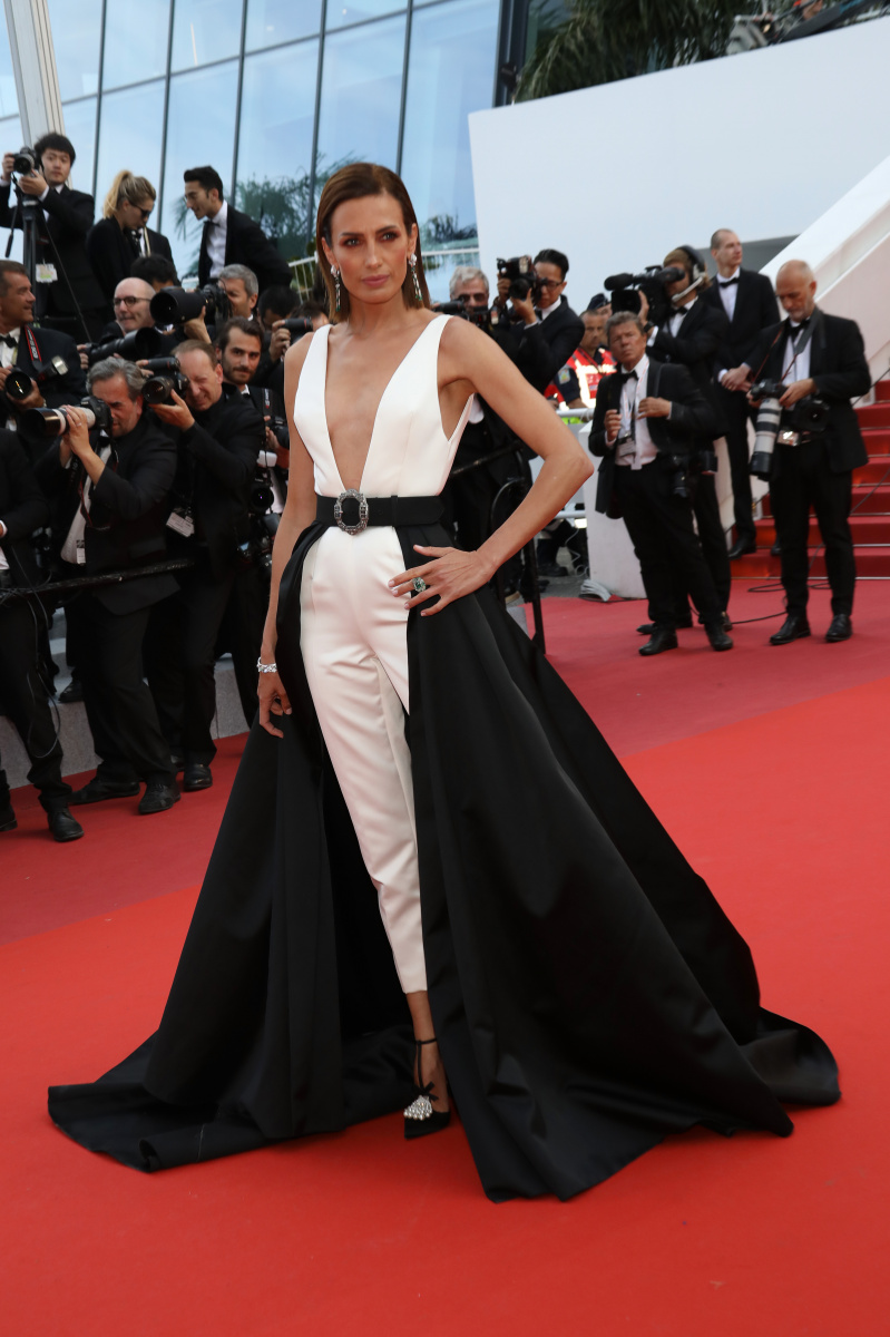 Nieves Alvarez Cannes May 15