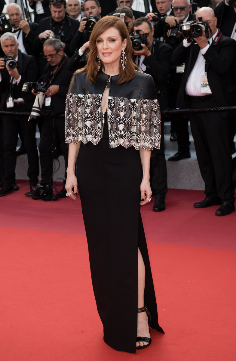 Julianne Moore Cannes May 15