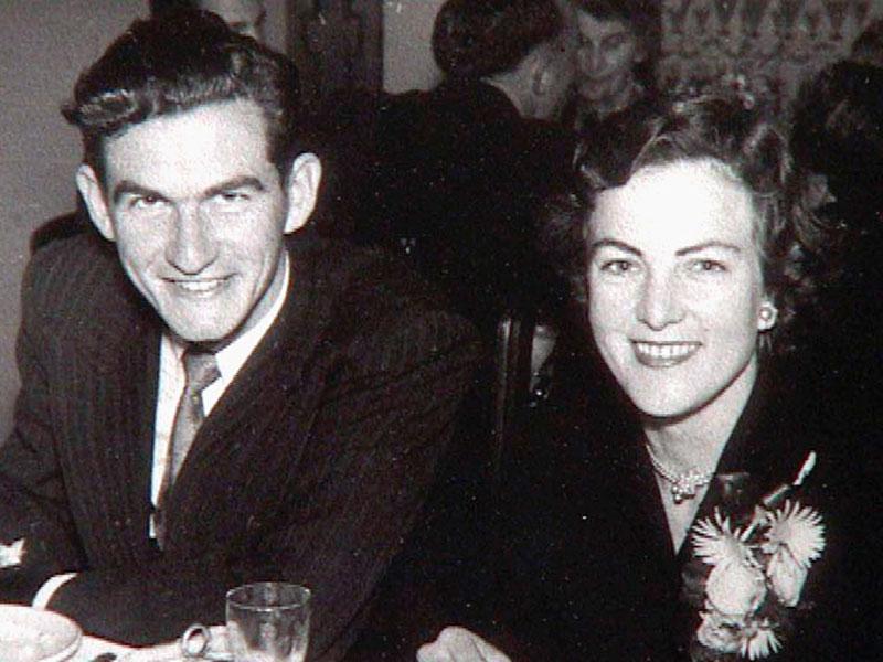 Bob and Hazel Hawke