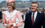 Bob Hawke Princess Diana