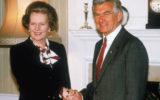 Bob Hawke Margaret Thatcher