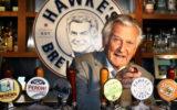 Bob Hawke launches beer