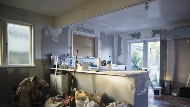 Top tips you need to consider before renovating. Photo: Getty