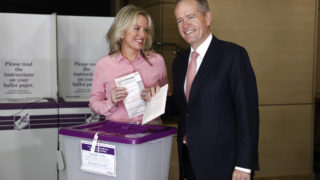 bill-chloe-shorten-election