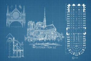notre-dame-blueprints