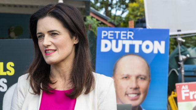 Labor dominates in Victoria, but suffers badly in Qld and Tasmania