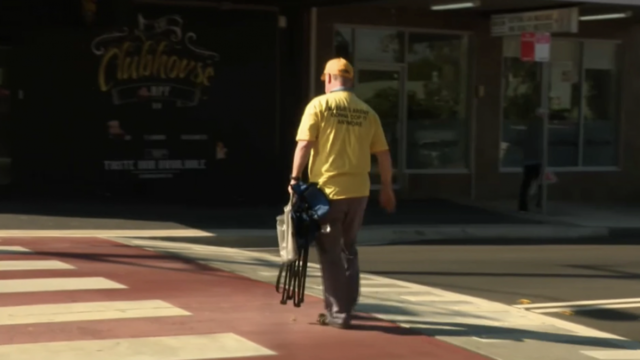 Clive Palmer volunteer allegedly exposes himself at polling booth
