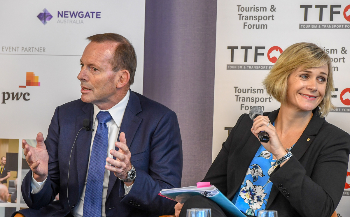 The battle for Warringah was a vicious campaign. Photo: AAP