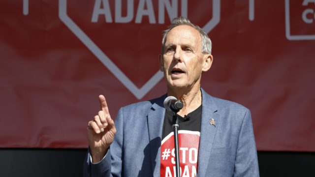 Election 2019: How Bob Brown and his anti-Adani convoy green-anted Labor in Queensland