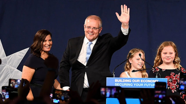 Election 2019: Liberals pulls off a 'miracle' victory as Labor stumbles