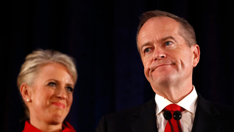 labor polls election loss