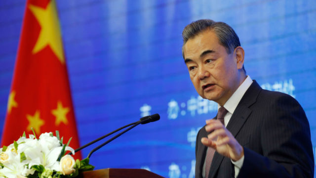 China urges US restraint amid escalating trade and business tensions