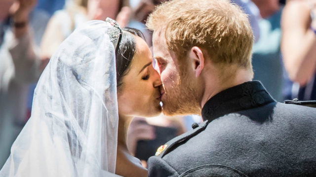 Meghan and Harry share new wedding photos on first anniversary