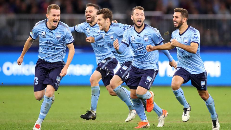 Glory for Sydney FC as shootout seals A-League decider ...