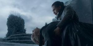 Jon Snow Daenerys Game of Thrones