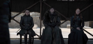 The Starks Game of Thrones