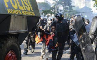 jakarta election protests