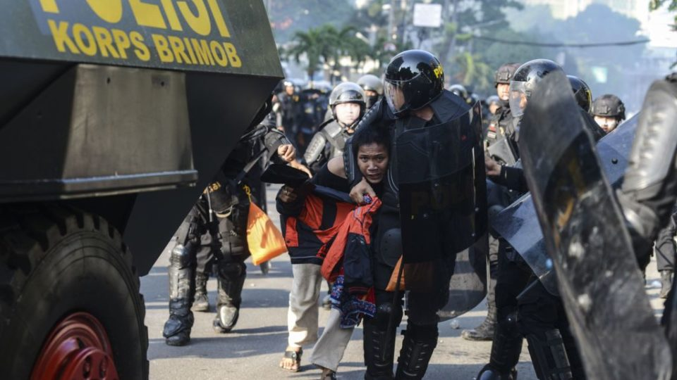 jakarta election protests