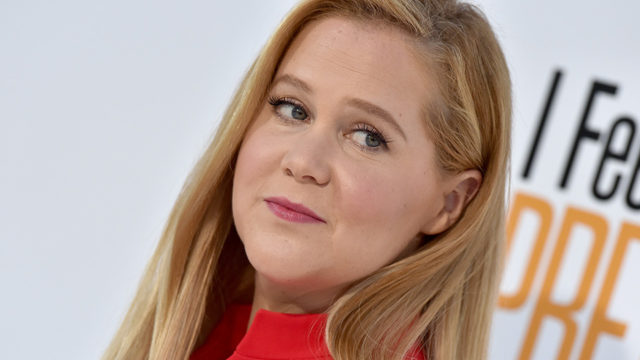 Amy Schumer was 'mum shamed' for going straight back to work – and she's not the only one