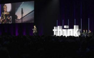IBMs Think Summitt in Sydney