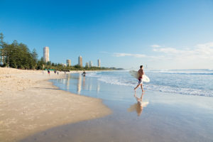 Gold Coast visit