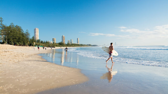 Get the genuine Gold Coast experience by trekking to the locals' favourite haunts.