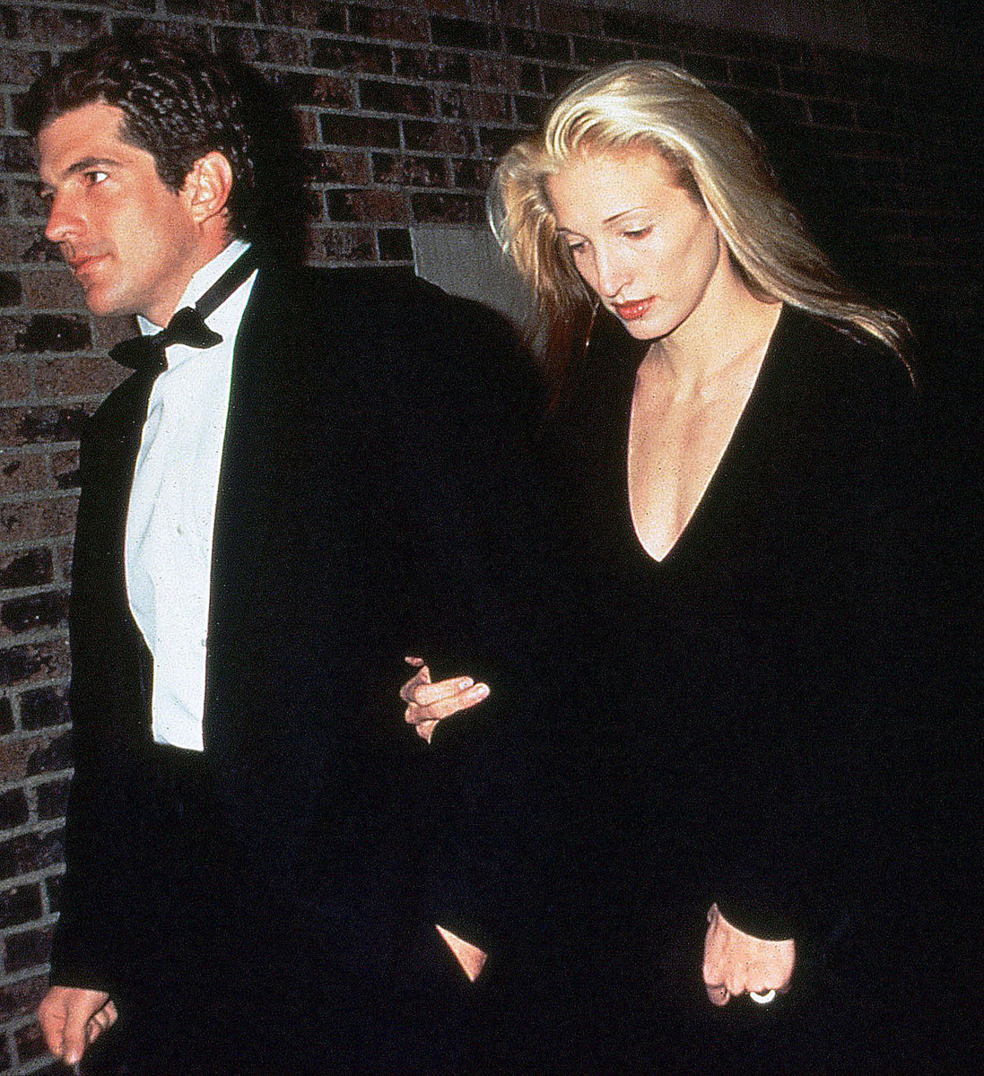 John Kennedy Jr Carolyn Bessette 1994