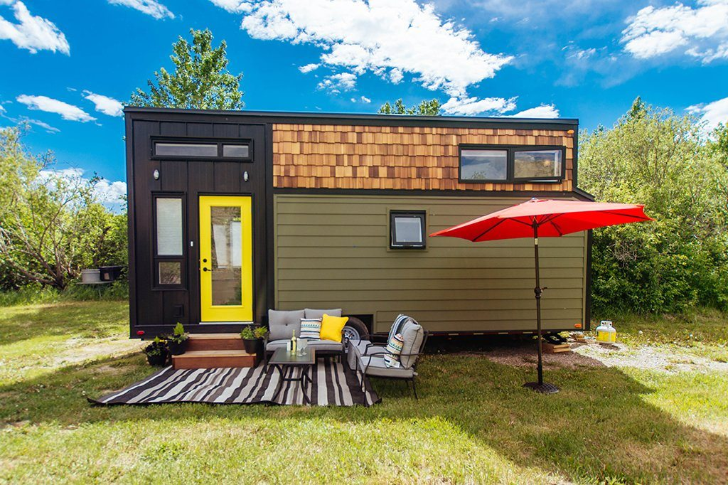 Micro homes have become a trend in high-densities across the world. Photo: Tiny Homes Australia