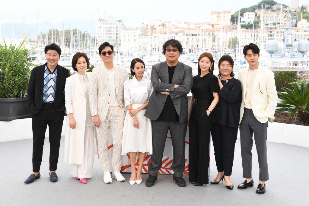 Korean dark comedy Parasite scoops top award at Cannes Film Festival