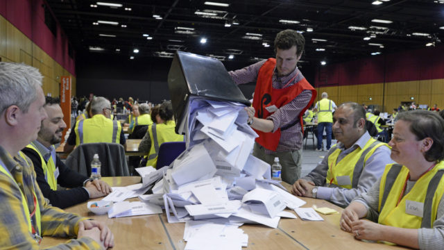 Nationalist uprising stalled amid record voting in European Parliamentary elections
