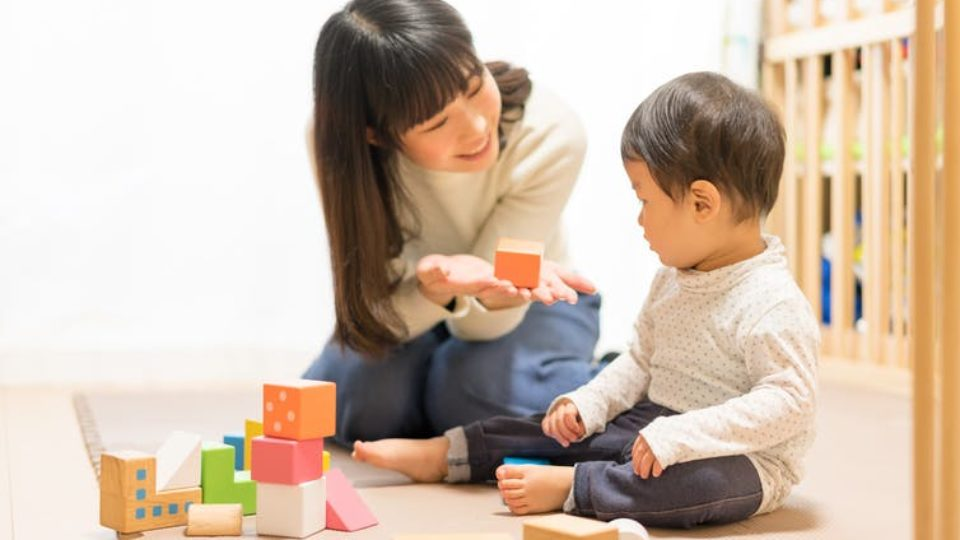 Mothers childcare