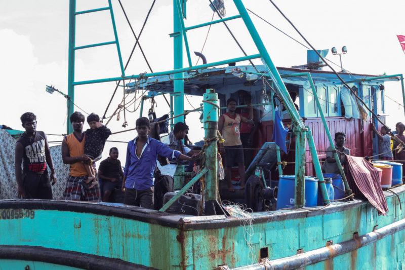 sri lanka asylum boat