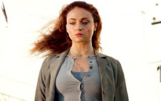 Sophie Turner X Men: Dark Phoenix