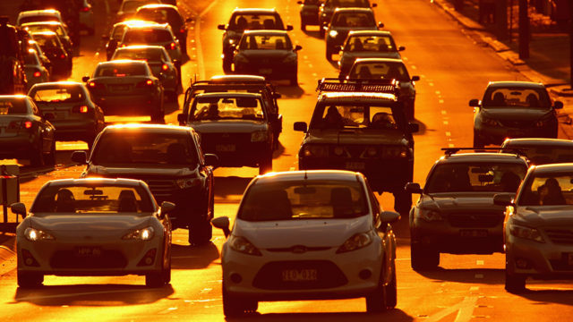 Two of Australia's major cities ranked among the worst in the world for drivers