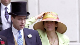 Prince Andrew Ghislaine Maxwell
