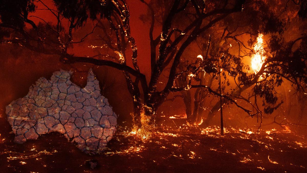 IPCC climate report for Australia
