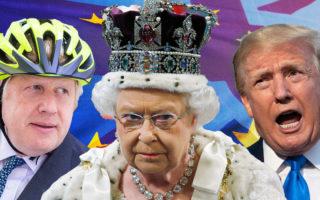 brexit queen