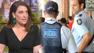 journalist raid national security