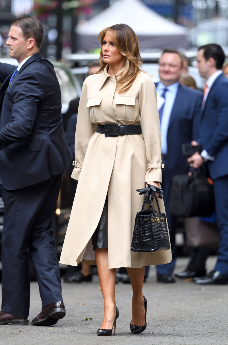 Melania Trump June 4