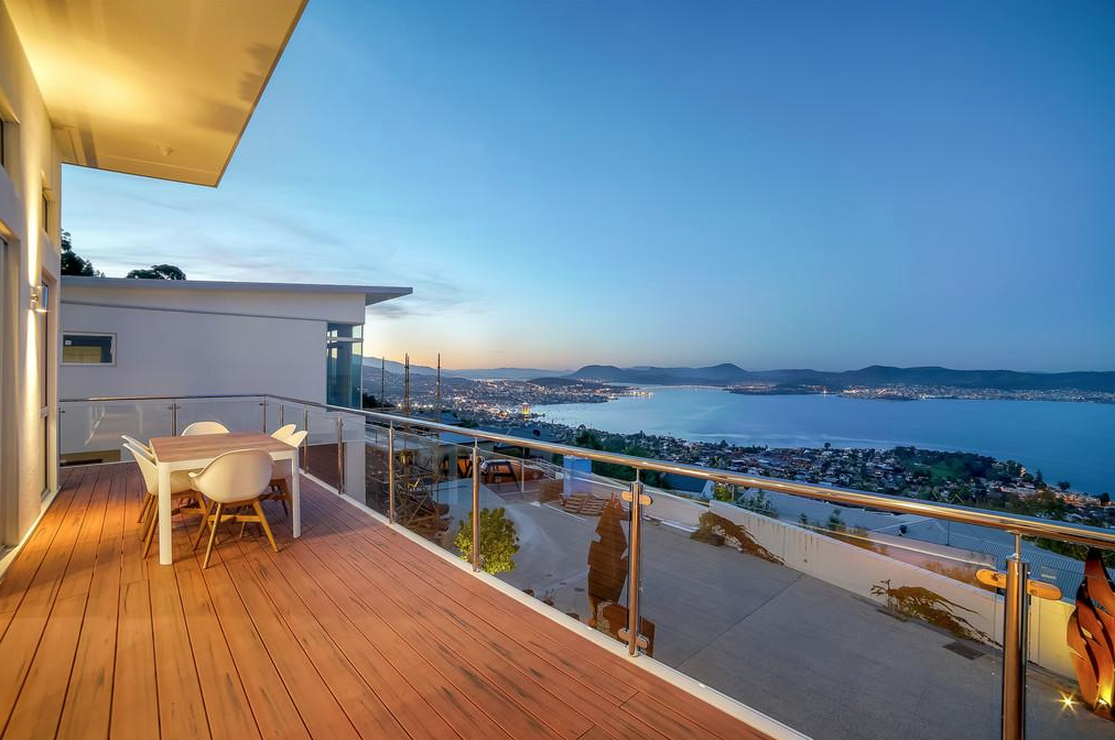 Hobart is predicted to go bust after string growth in the last few years. Photo: Real Estate View