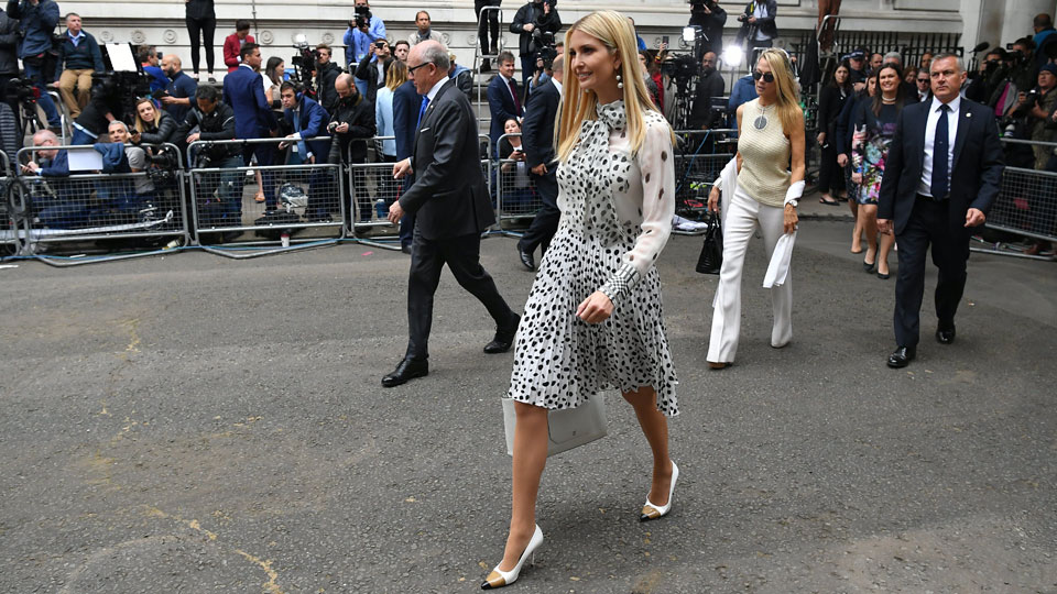 Ivanka Trump June 4