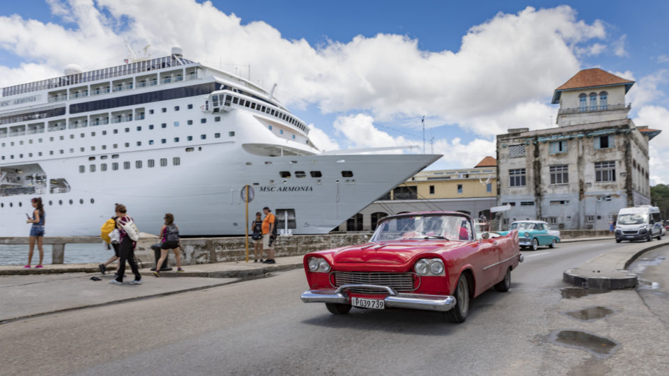 Fury as US cruise lines abruptly cancel all trips to Cuba ...