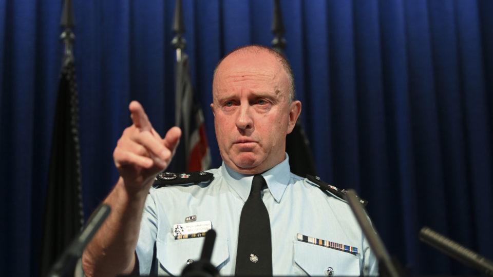 AFP raids