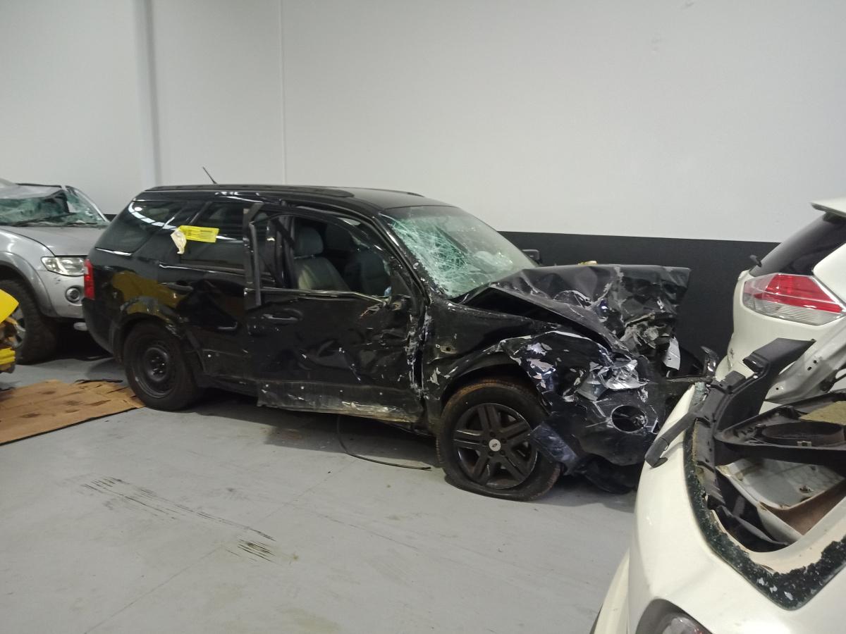 Car crash victim's plea as he tells how he survived deadly