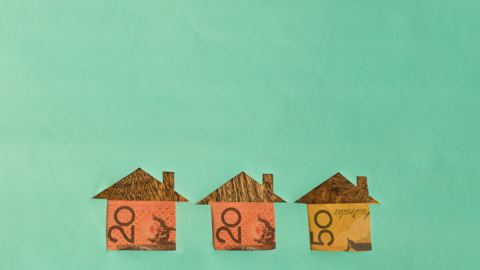The analysis looked at suburbs with median house prices between $400,000 and $600,000.